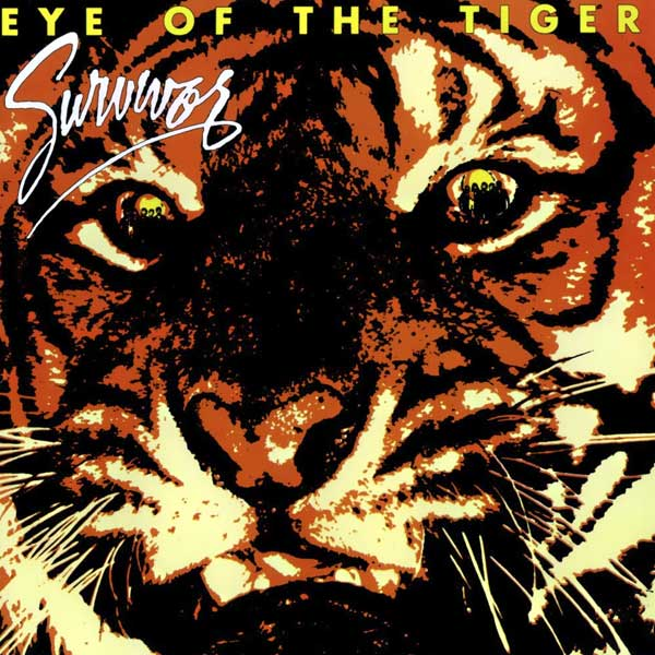 EYE OF THE TIGER – 1982 (Scotti Brothers)