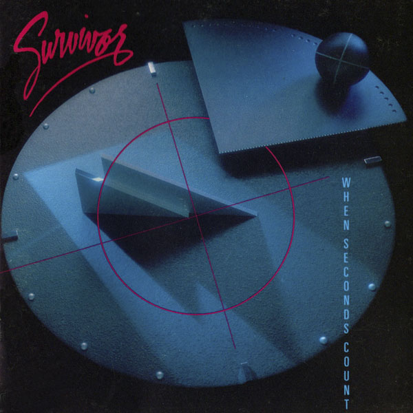 WHEN SECONDS COUNT – 1986 (Scotti Brothers/Epic)